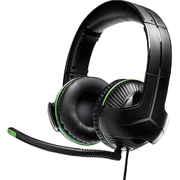 Thrustmaster Y300x Wired 60 mm Stereo Headset - Over-the-head - Circumaural - Black XBOX ONE