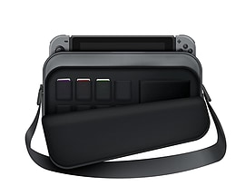 Storage Carry Case for Nintendo Switch - Consoles & Accessories - GREY Nintendo Switch