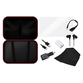 Essential Switch Travel / Starter Kit - for Nintendo Switch 7 in 1 - Black Nintendo Switch