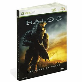 Halo 3 Official Strategy Guide Books
