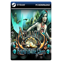 Atlantis: Pearls of the Deep PC Downloads Cover Art