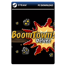 Boom Town! Deluxe PC Cover Art