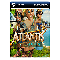 Legends of Atlantis: Exodus PC Downloads