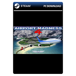 Airport Madness 4 PC Downloads Cover Art