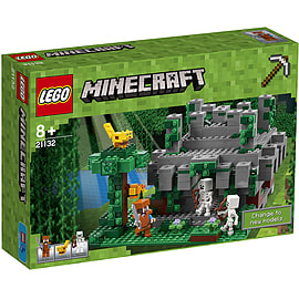 Lego Minecraft - The Jungle Temple Blocks and Bricks