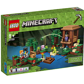 Lego Minecraft - The Witch Hut Blocks and Bricks