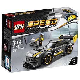 Lego Speed Champions - Mercedes-AMG GT3 V29 Blocks and Bricks