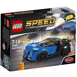 Lego Speed Champions - Bugatti Chiron Blocks and Bricks