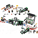 Lego Speed Champions - Mercedes AMG Petronas Formula One Team screen shot 1