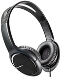 PIONEER SE-MJ711 HEADPHONES - BLACK screen shot 1