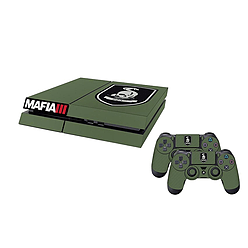 Mafia 3 Official 223rd Infantry PS4 Console Skin PS4