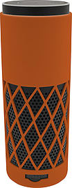 Amazon Echo Protective Silicone Sleeve - Orange Audio