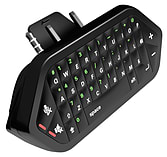 Xbox One Audio & Keyboard Chatpad - Headset/Audio Jack & Keypad USB Receiver for Xbox One controller screen shot 1