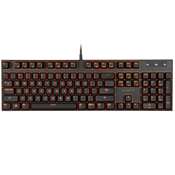 Gigabyte Force K85 Keyboard(GK-FORCEK85) PC