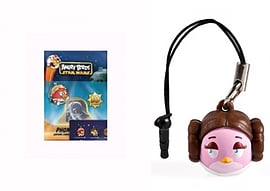 Angry Birds Phone Dangler - Princess Leia Multi Format and Universal
