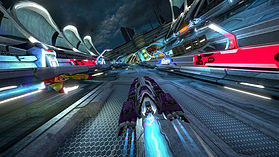 WipEout Omega Collection screen shot 6