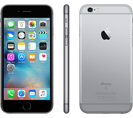 Apple iphone 6S 64GB Space Grey Unlocked Used Very Good Condition With Warranty Phones