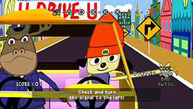PaRappa the Rapper Remastered screen shot 2