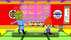 PaRappa the Rapper Remastered screen shot 4