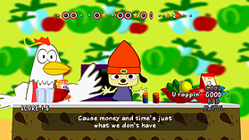 PaRappa the Rapper Remastered screen shot 5
