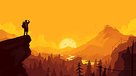 Firewatch screen shot 1