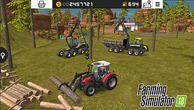 Farming Simulator 17 Official Expansion Big Bud screen shot 6