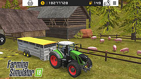 Farming Simulator 17 Official Expansion Big Bud screen shot 7