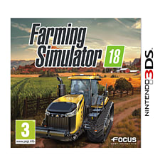 Farming Simulator 18 3DS Cover Art