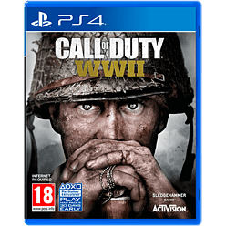 Call of Duty: WWII PS4 Cover Art