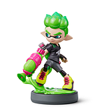 amiibo New Inkling Boy screen shot 1