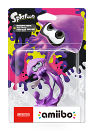 amiibo New Squid Amiibo Cover Art