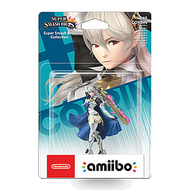 Corrin - amiibo- Super Smash Bros Collection (Female) Amiibo