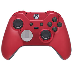 Xbox One Elite Controller - Chrome Red Edition XBOX ONE