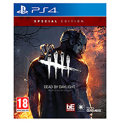 Dead by Daylight Special Edition PS4 Cover Art