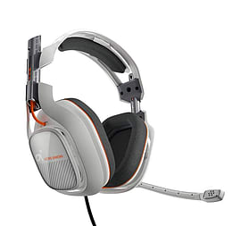 Astro A40 Gaming Headset GEN 2 in Light Grey (PC & MAC) - Certified Refurbished Multi Format and Universal