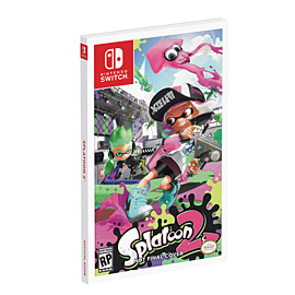 Splatoon 2 Prima Official Guide Books
