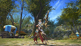 Final Fantasy XIV Online Starter Edition screen shot 1