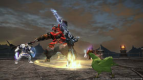 Final Fantasy XIV Online Starter Edition screen shot 5