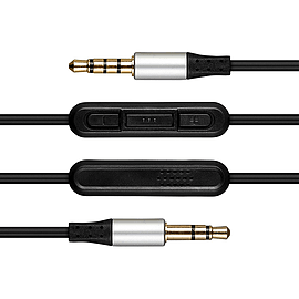 Beoplay 1.2m Replacement Audio upgrade Cable, Bang & Olufsen H6 H8 Audio
