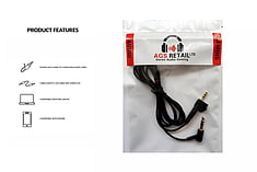 Bose AE2 Audio Cable - Gold Plated for BOSE AE2/AE2i/AE2w HEADPHONES screen shot 1