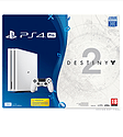 Glacier White PS4 Pro Destiny 2 Game and Expansion Pass Bundle – Only at GAME PS4