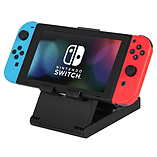 Nintendo Switch Adjustable Playstand Portable Play Stand Bracket screen shot 5