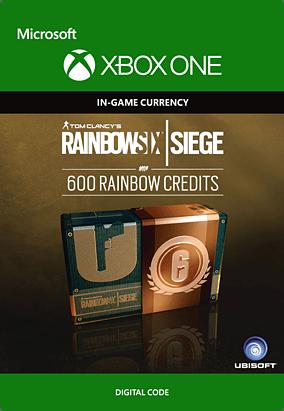 Tom Clancy's Rainbow Six: Siege 600 Credits Pack