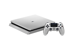 Playstation 4 500GB Limited Edition Console - Silver screen shot 5
