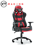 XTRacing PRIME Recliner Racing Gaming Office Chair GT Esports Desk Seat Omega Red screen shot 3
