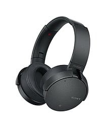 Sony MDR-XB950N1 Wireless Noise Cancelling Extrabass Headphones - Black Audio