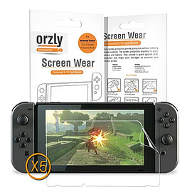 5 in 1 Screen Protector Multi-Pack for Nintendo Switch Nintendo Switch