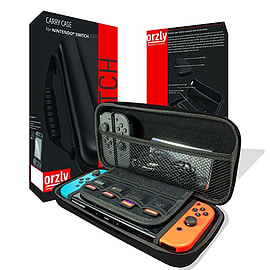 Protective Carry Case for Nintendo Switch - Black Nintendo Switch