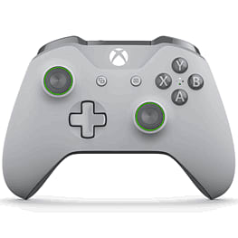 Xbox Wireless Controller - Grey and Green XBOX ONE