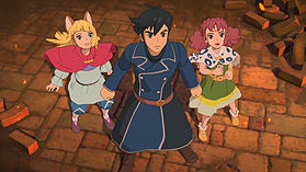 Ni No Kuni II: Revenant Kingdom - Princes Edition - Only at GAME screen shot 2